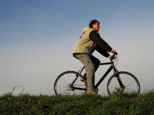 Daily exercise dramatically lowers men's death rates