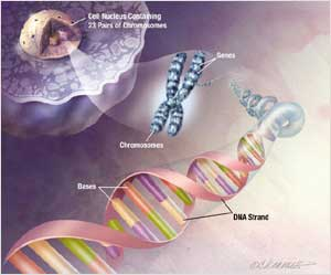 Gene dose affects tumor growth