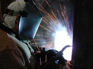 Welders at risk for loss of sense of smell