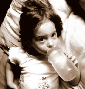 Fortified Milk For Preschool Children