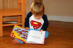 Toddlers Learn Complex Actions From Picture-book