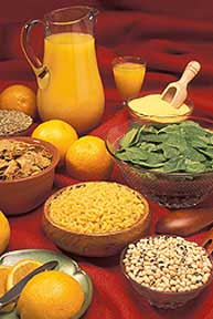 Low Folate Diets Increase Risk Of Colorectal Cancer