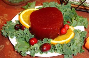Cranberry sauce: good for what ails you
