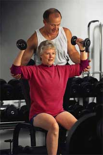 Weight training for breast cancer survivors