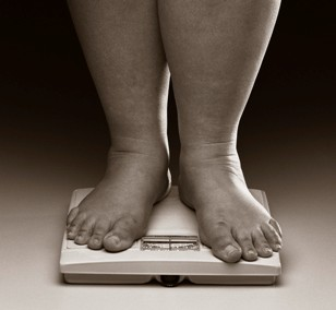 How obese patients react to diet?