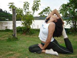 Yoga's ability to improve mood and lessen anxiety