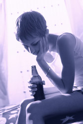 Heavy drinking and high-risk sexual behavior