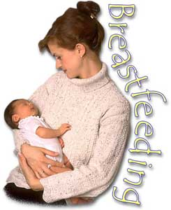 Benefits of breastfeeding outweigh risks