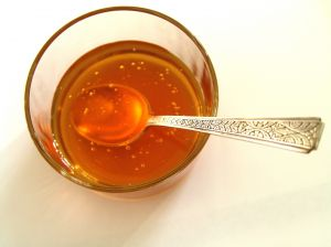 Honey adds health benefits and is a natural preservative