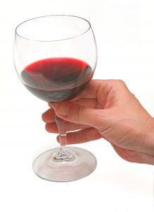 A little wine boosts omega-3 in the body