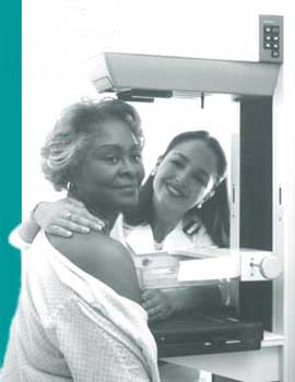 Breast cancer death rates among black women