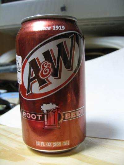 Root Beer May Be