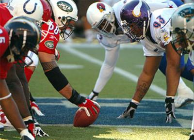 Retired NFL players at increased risk for heart problems