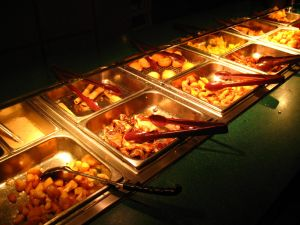 Avoid all-you-can-eat buffets