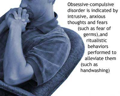Childhood obsessive symptoms and OCD