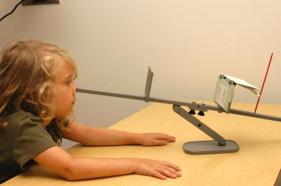 Vision therapy to combat vision problems