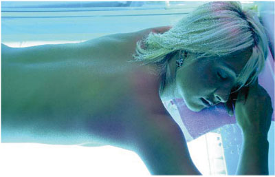Tanning bed exposure can be deadly
