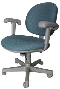 Adjustable chairs reduce shoulder and neck pain