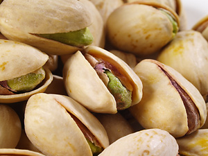 Pistachios are smart for the heart
