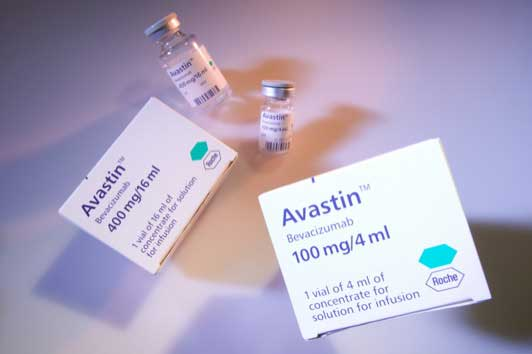 Avastin for brain cancer