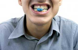 Chewing gum helps lower calorie intake