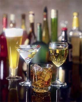 Preference for alcohol may lead to heavy drinking