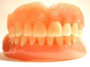 Temporary dentures improve patients' smiles and overall health