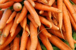 How carrots help us see the color orange