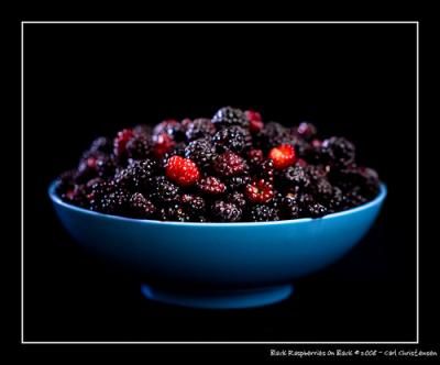 Black Raspberries Slow Cancer