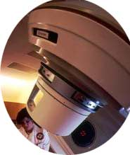 Targeted radiation therapy can control limited cancer spread