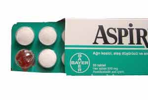 Low-dose Aspirin Suppresses Clumping Of Blood Platelets