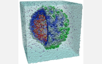 Supercomputer Maps One Million Atoms of a Complete Virus