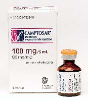 Use The New Test To Determine Camptosar Dose