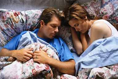 Can Snoring Ruin a Marriage?