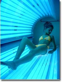 Addictive Effects Of Frequent Tanning