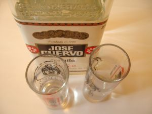 Chemists Assuring Quality Of Tequila